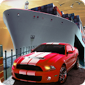 Cruise Ship Car Transporter 3D icon