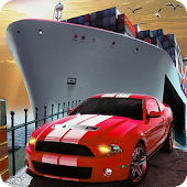 Cruise Ship Car Transporter 3D