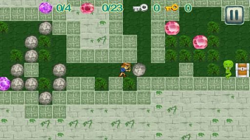 Diamond Rush. Temple Adventure 1.7 screenshots 1