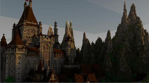 Craft Castle Ideas Minecraft