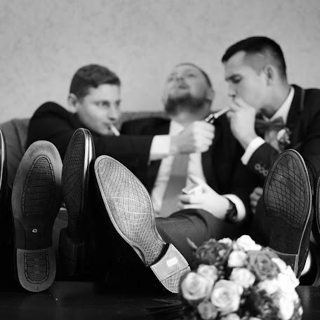 Wedding photographer Tetyana Kirchuk (TaniaK). Photo of 01.12.2017