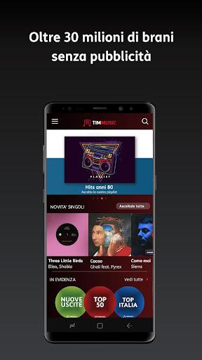 timmusic screenshot 1