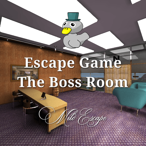 Escape Game The Boss Room
