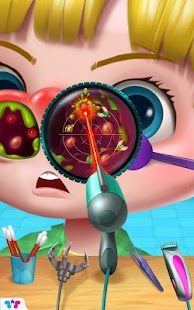 Nose Doctor X: Booger Mania apk screenshot 4