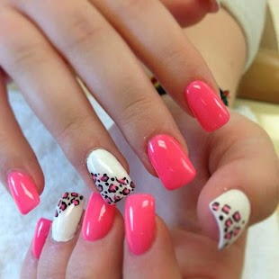 Beautiful Nail Designs - náhled