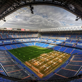 Bernabeu by Filippo Bianchi - Buildings & Architecture Public & Historical