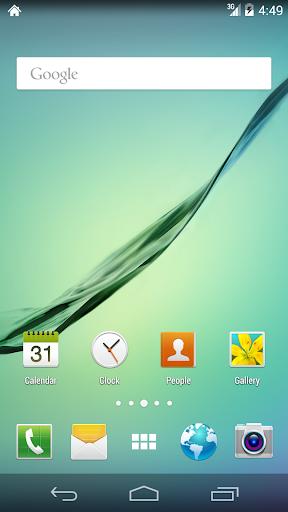 Multi Launcher Theme Galaxy S6