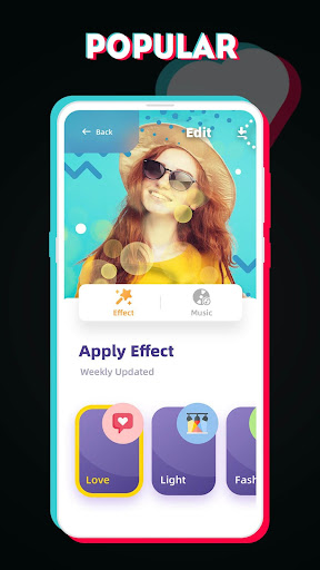TopTic for Likes Music Effects to Get Fans Loved screenshot 3