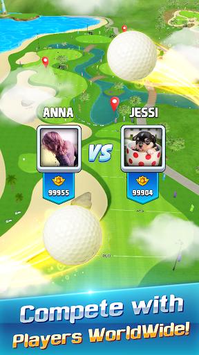 Long Drive : Golf Battle 1.0.16 screenshots 5