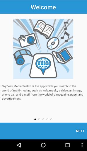 SkyDesk Media Switch 1.9.6 Windows u7528 1