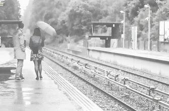 Photo: Day 255 / June 23, 2012 Rainy Day  雨、ぱらぱら #creative366project