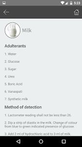 Safe food - Healthy food screenshot 5