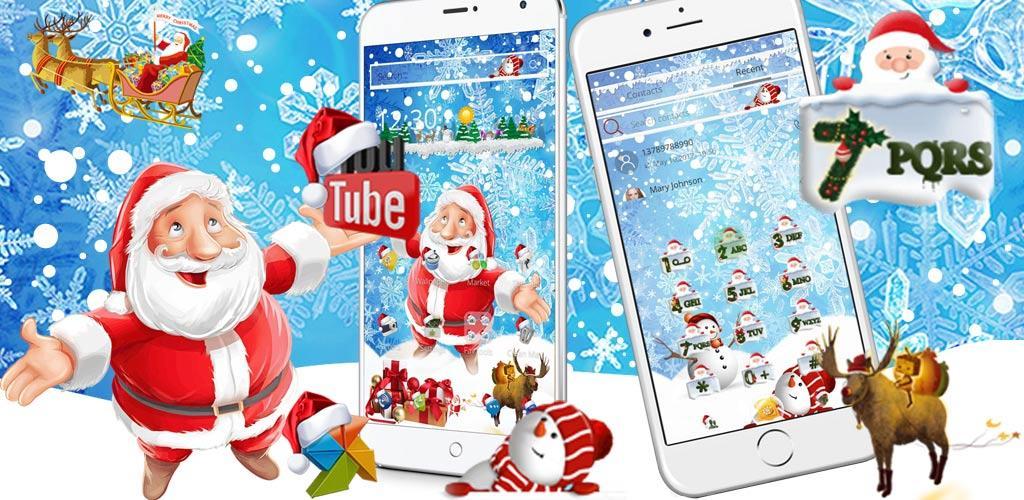 Herunterladen Weihnachtssankt-Thema 1.1.2 Apk - christmas.santa ...