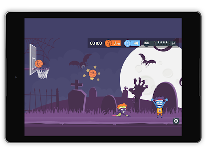 Zombies vs Basketball- screenshot thumbnail