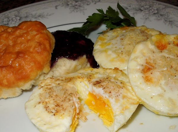 Baked French Eggs Recipe