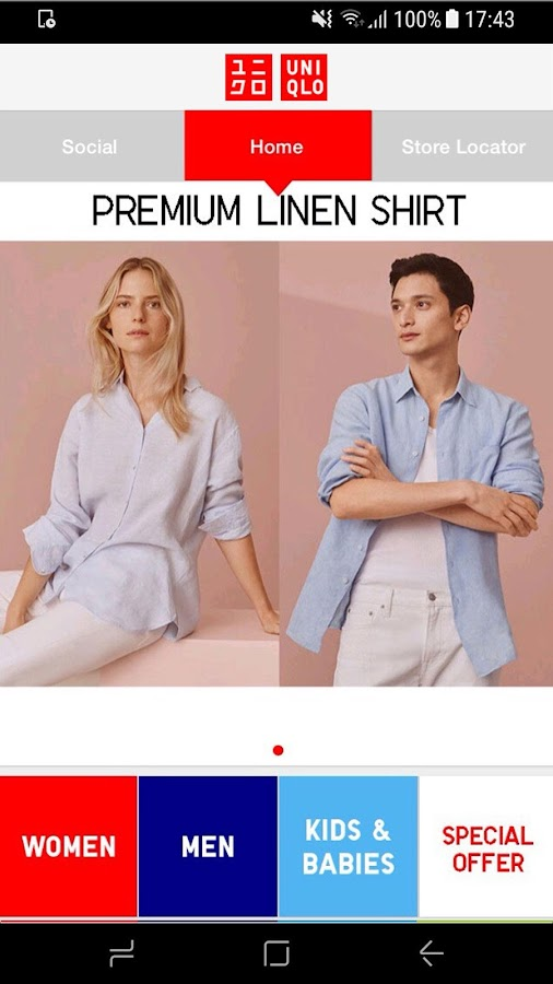 Uniqlo's special offers section has discounts on items for men, women, kids and babies, where you get to save up to 50% on Uniqlo collections, outerwear, innerwear and more. Don't forget to use one of our Uniqlo Australia discount code for extra savings!