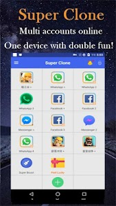 Super Clone - Unlimited Multiple Accounts 2 0 64 0210 + (AdFree) APK