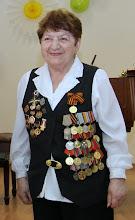 Photo: Джульетта Георгиевна Бежанова - очаровательная женщина, которая в свои почти 90 лет не утратила способности открыто улыбаться, с интересом общаться с людьми и быть активной!