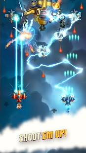 HAWK – Force of an Arcade Shooter. Shoot 'em up! - náhled