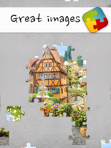 Jigsaw Puzzle HD - play best free family games apkmr screenshots 9