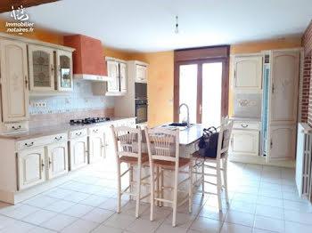 maison à Montescourt-Lizerolles (02)