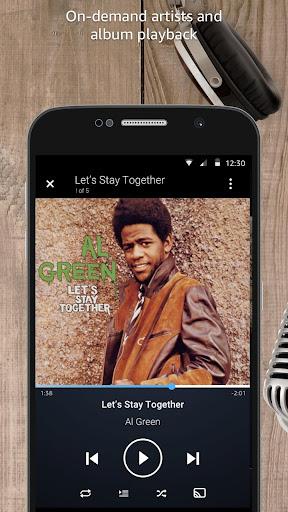 Amazon Music 15.17.2 screenshots 3