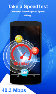 App Net speed test: make it fast APK for Windows Phone
