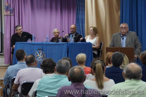 Presentación Carteles Campeonatos Truc y Cultura Agrupación Maritimo.