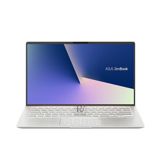 Máy tính xách tay/ Laptop Asus Zenbook UX433FN-A6124T (i5-8265U) (Bạc)