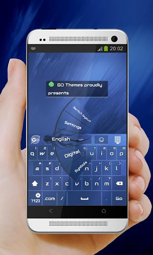 CYANOGEN GO Launcher EX Theme - Google Play