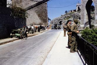 Photo: CRALAT 674 -  Convoi à Constantine 1958