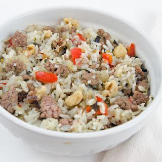 Greek Fried Rice Recipes