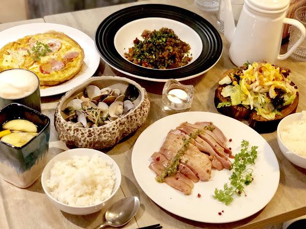國父紀念館Maison家創意台菜新風貌時尚吃台菜