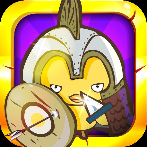 策略App バトルド魔王 ~勇者とハチャメチャ大合戦~ LOGO-3C達人阿輝的APP