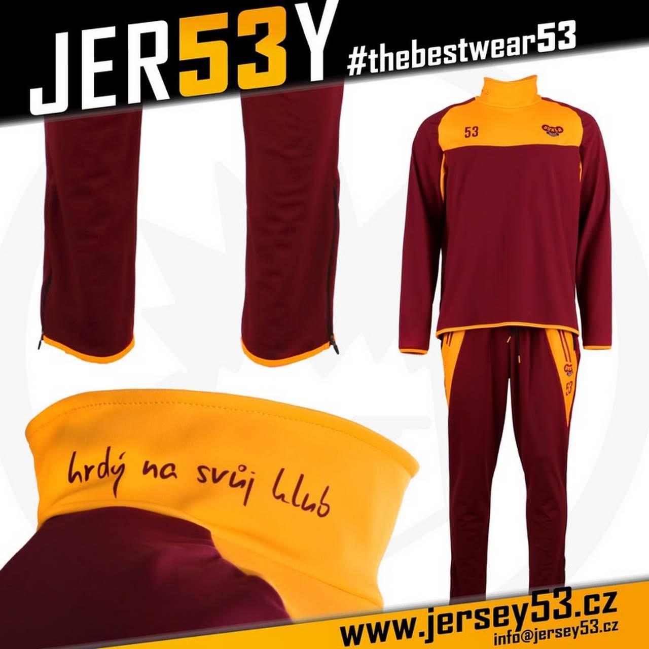 3bb2abf1c67 JERSEY53 CZ (ELSA S TEXTILE s.r.o.) - Výroba dresů a sportovních oděvů