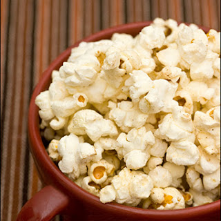 Perfect Buttery Popcorn