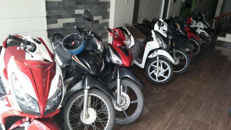 Đơn vị cho thuê xe máy Đà Nẵng