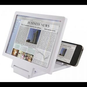 Lupa 3D portabila pentru smartphone