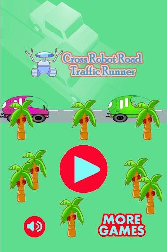 Cross Robot Road Traffic Run