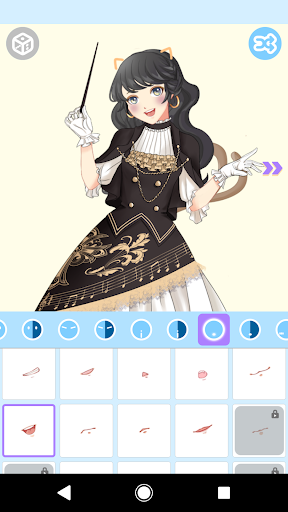 Lolita Avatar Maker: Make Your Own Lolita Avatar image | 10