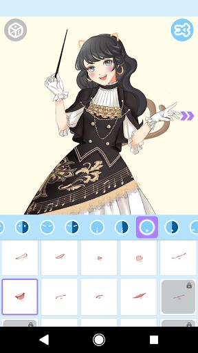 Lolita Avatar Maker: Make Your Own Lolita Avatar image | 10