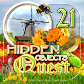 Hidden Objects Quest 21