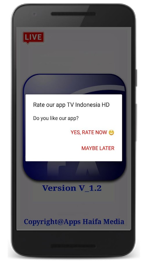 tv indonesia hd - android apps on google play - Mobile Tv Indonesia