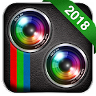 Split Pic 2.0 -  自分をクローン化 icon