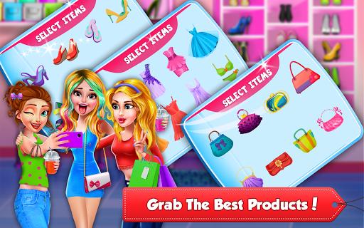 Shopping Mall Girl Cashier Game 2 - Cash Register  screenshots 12