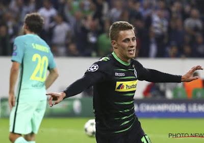 Thorgan Hazard frappe deux fois en amical avant d'affronter Zulte-Waregem