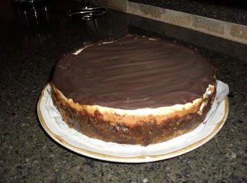Chocolate Explosion Cheesecake Recipe