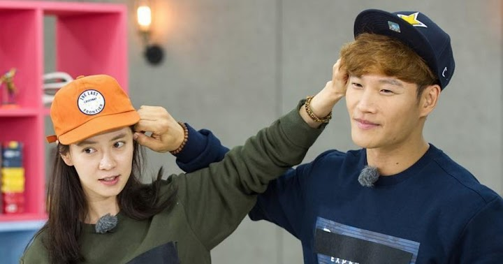 Here's what really happened between Running Man, and Kim