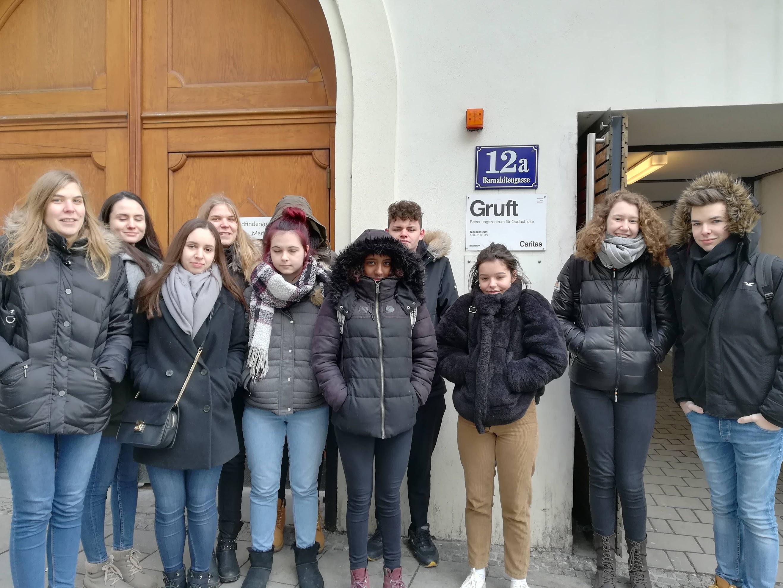 Shades-Tour in Wien