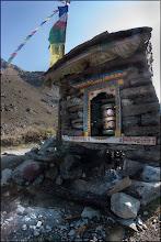 Photo: Buddhism and Progress